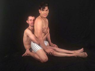 Damon Maz & Alan Brian