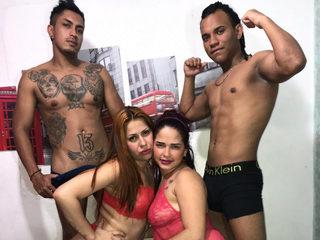 Valentino & Josue & Karla & Charles