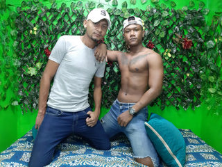 Juanc Venezuela & Alex Giordy