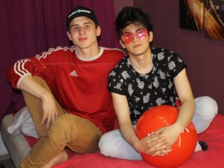 Jeff & Francis