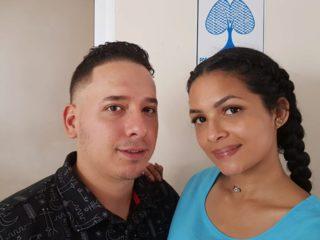Chris & Mia