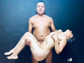 Santiiago D & Eva Lunna