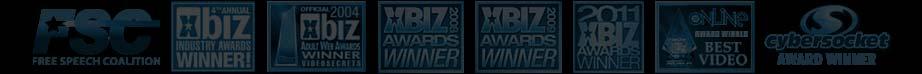 Award Winning Content