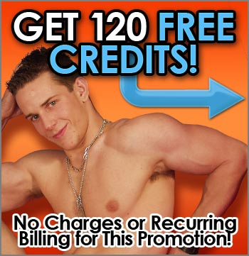 120 Free Credits! - An $11.99 Value!