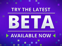 try the new beta