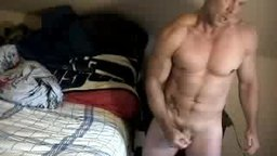 Diesel Muscle Private Webcam Show