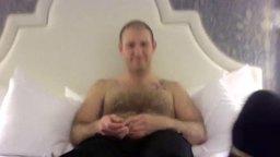 American Model Shaithis Webcam Shows Off His Feet