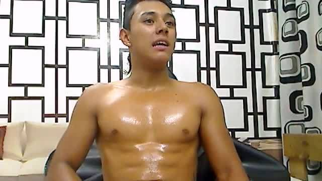 Sweet & Big Cum Webcam Show