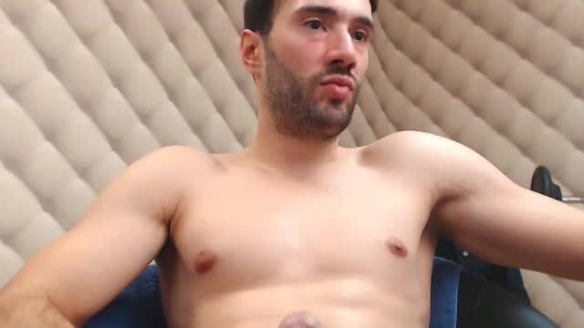 Craig Ramirez Private Webcam Show