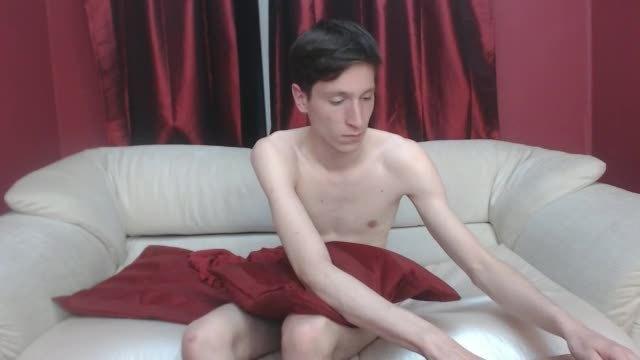 Gustav Cums and Make His Dick Hard
