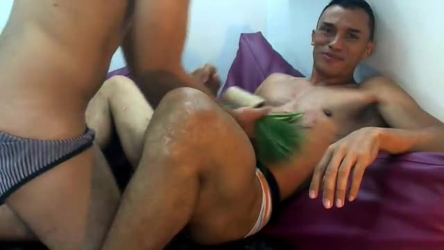 Diego A & Daniel Michael Private Webcam Show