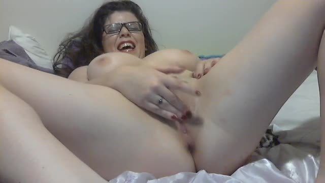 Lucy Morrison Squirts for the First Time