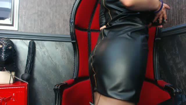 Cruel Mistress!