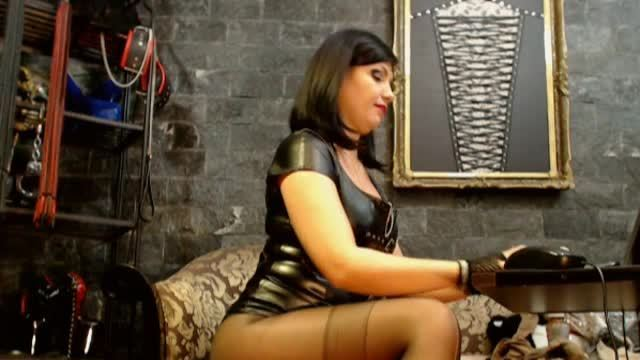 Mistress Grace Private Webcam Show - Part 4