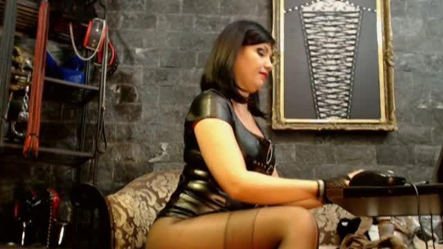 Mistress Grace Private Webcam Show - Part 4