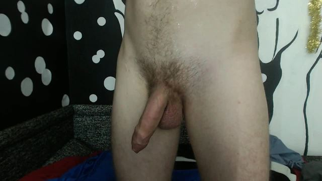 Euro Twink Kent Plays with His Dick