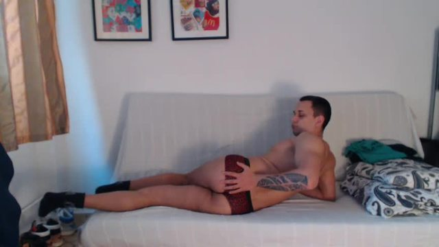 Alex Muscles Private Webcam Show