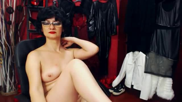 Giuliete Kamy Boobs, Pussy, Leather