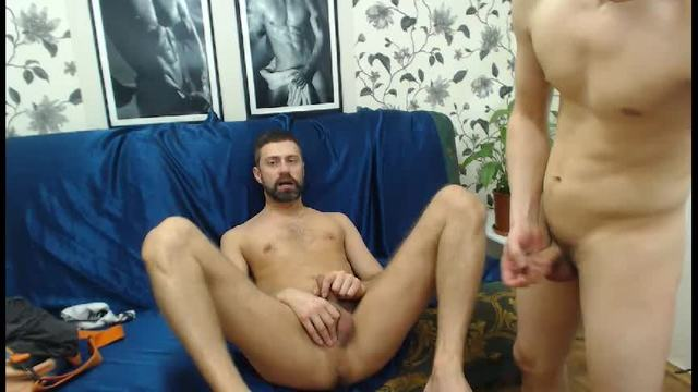 Said & Zack Private Webcam Show