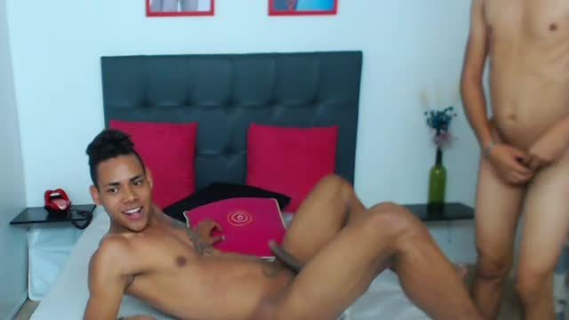 Andy Riam & Anthony Affleck Private Webcam Show