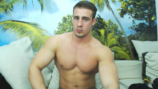 Party Chat: European Model Nikolas Chats with Customer