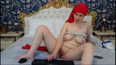 Sexy Arabian with Big Boobs