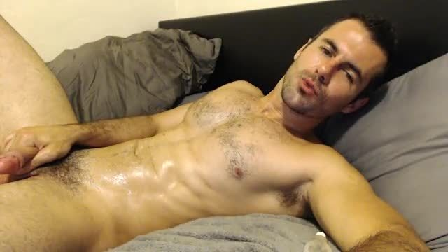 Party Chat: Handsome Fucker Blows Huge Load