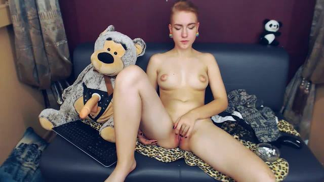 Stephanie Gray Private Webcam Show - Part 2