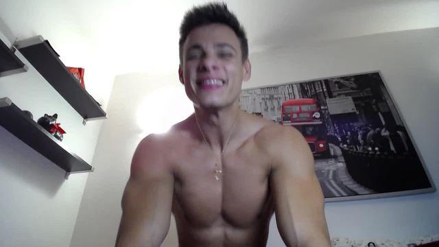 Bel Ami Andrei Simulates Sex