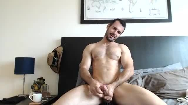 Dildo Play and Jerk Off