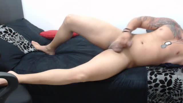 Dante Jordan Private Webcam Show