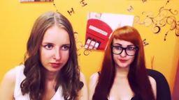 Juliette Walters & Roxy Diaz Private Webcam Show