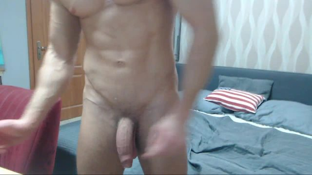 Hot Jerking Webcam Show