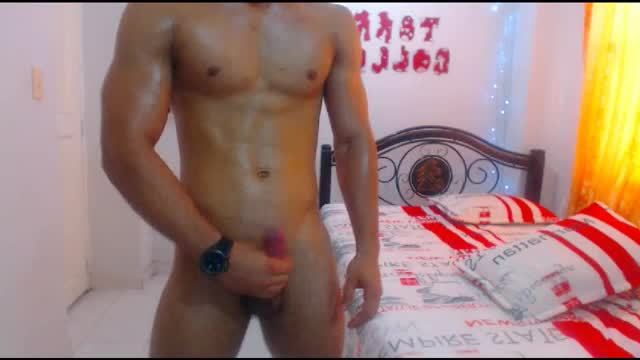 Beautiful Terry Intense Jerking Webcam Show