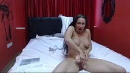 Hot Whore Making Hot Webcam Show