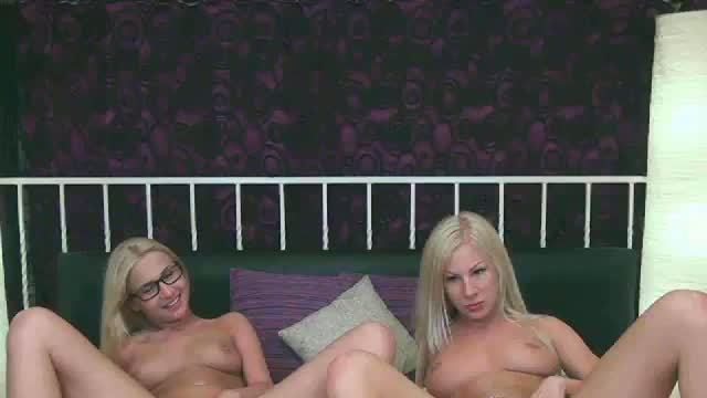 Barby Boss & Barbi Black Private Webcam Show