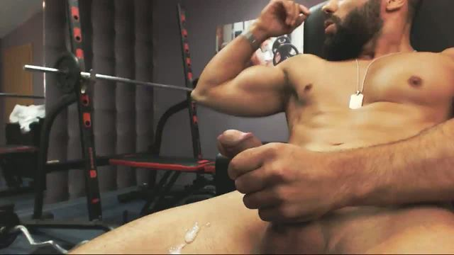 Bearded Hotty Strips and Strokes