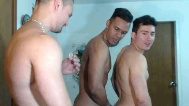 Fenix & Mattias & Max Private Webcam Show