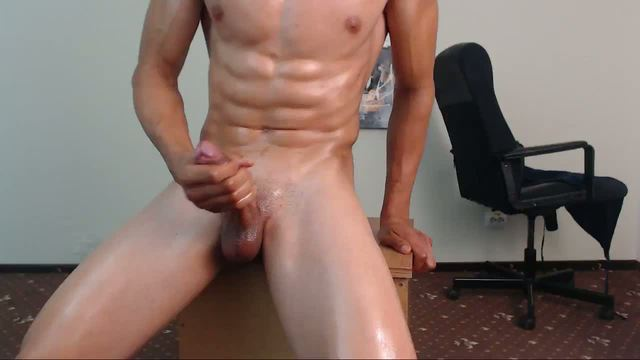 Oily and Horny!