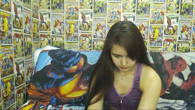 Ariane Nice Private Webcam Show - Part 3