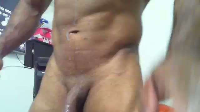 Harryson Fit Private Webcam Show