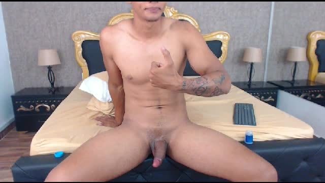 Cristian Velez Private Webcam Show