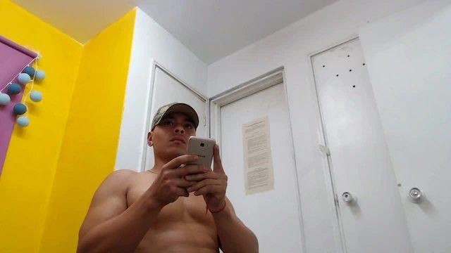 Adam Rodriguez Private Webcam Show