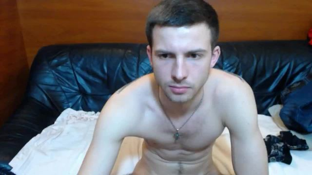 Maverick Stone Get Naked on Camera for the First Time