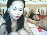 Darliene & Efrem A Private Webcam Show