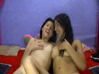 Katherine & Alejandra & Tatiana Private Webcam Show