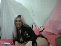Ashley Jordan as a school girl fucking herself and squirting