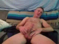 Big Hard On Bigger Cum Shot!