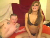 Kevin D & Kierra Lynn Private Webcam Show