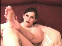 Kissable feet